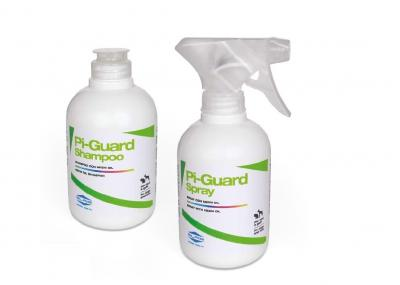 PI GUARD SPRAY E SHAMPOO